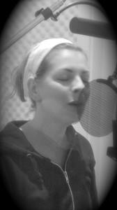 Isgaard Recording-session